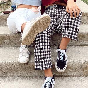 BDG checkered pants